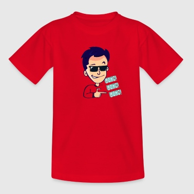Cool Alex - Kinderen T-shirt