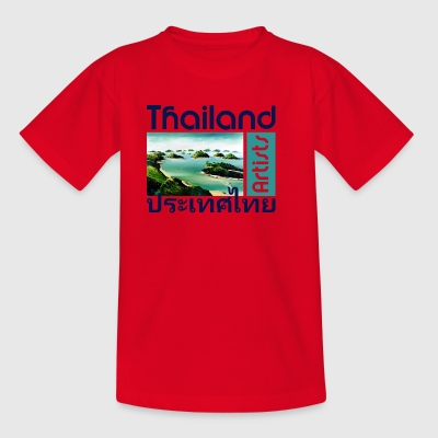 Thailand Artists - Kinder T-Shirt