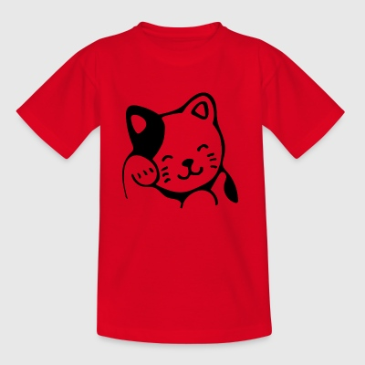 Kittens - Kitty - Kinderen T-shirt