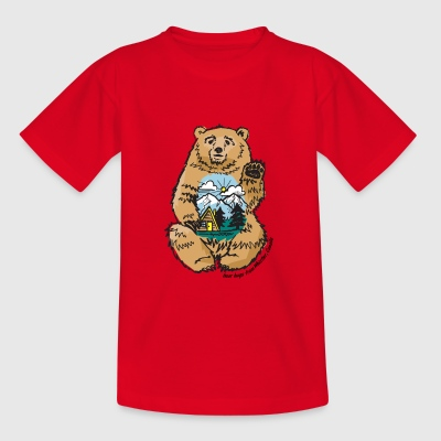 Bon ventre - T-shirt Enfant