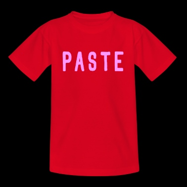 Paste (Girl) - Kids' T-Shirt