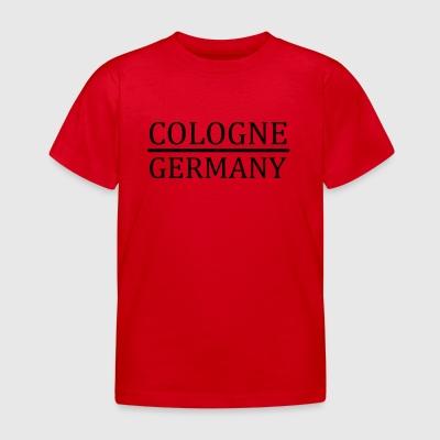 tee shirts carnaval cologne commander en ligne spreadshirt. Black Bedroom Furniture Sets. Home Design Ideas