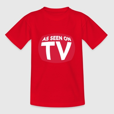 Just Like On TV! - Kids' T-Shirt