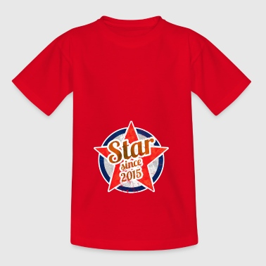 Gift for Stars born in 2015 - Kids' T-Shirt