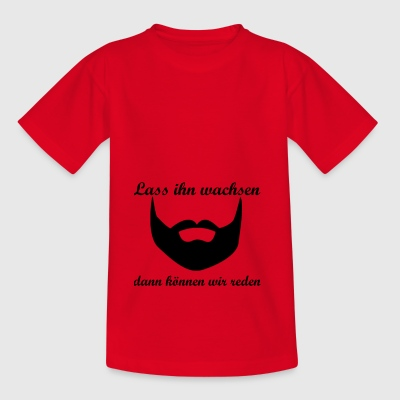 bearded - Kinder T-Shirt