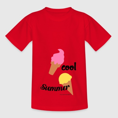 CoolSummer - Kinder T-Shirt