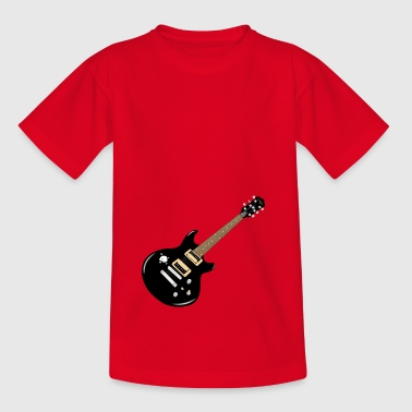 guitar - Kids' T-Shirt