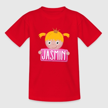 Little Princess Jasmine - T-shirt Enfant