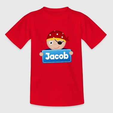 Petit Pirate Jacob - T-shirt Enfant