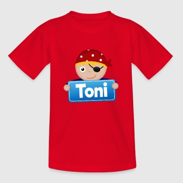 Petit Pirate Toni - T-shirt Enfant