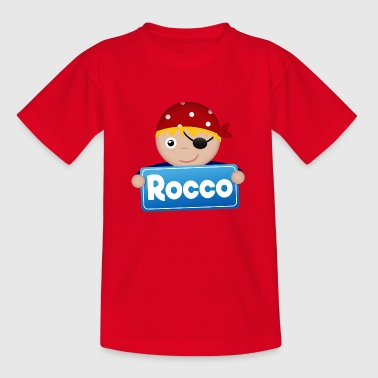 Petit Pirate Rocco - T-shirt Enfant