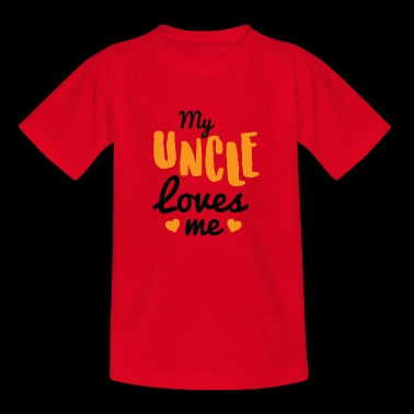 baby my uncle - Kinder T-Shirt