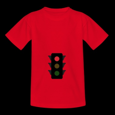 feux de circulation - T-shirt Enfant