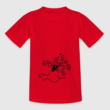 Crazy fantom - Kids' T-Shirt