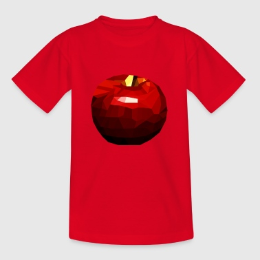 PIXEL APPLE - Kids' T-Shirt