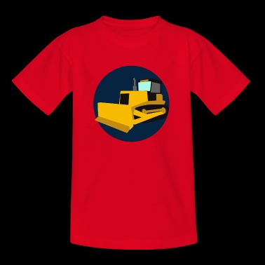 Kid's Dozer Emblem - Kids' T-Shirt