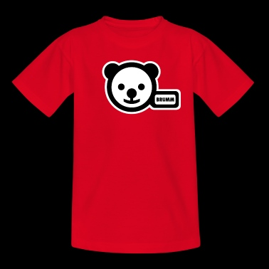 potty-bear - Kids' T-Shirt