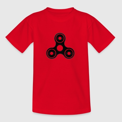 Fidget Spinner - Kids' T-Shirt