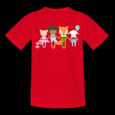 Finley + friends - Kinder T-Shirt