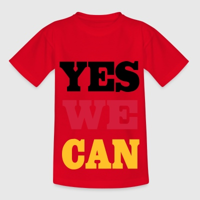 2541614 11883982 yes we can - Kids' T-Shirt