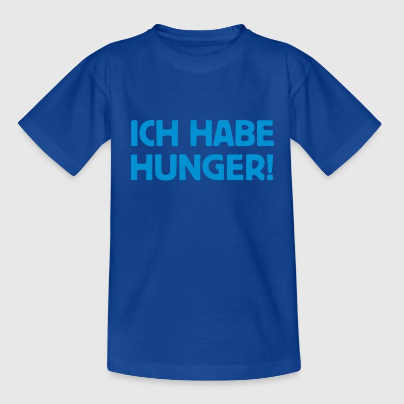 Ich habe Hunger - Teenager T-Shirt