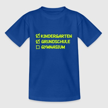 Start Gymnasium - Teenager T-Shirt