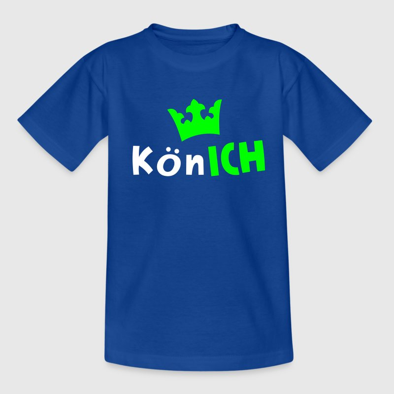 KönICH - Teenager T-Shirt