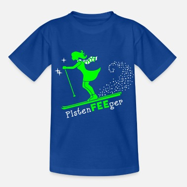 Apres Ski Pisten-FEE-ger - Teenager T-Shirt