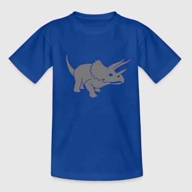 kids_dino_01_spreadready - T-shirt Ado