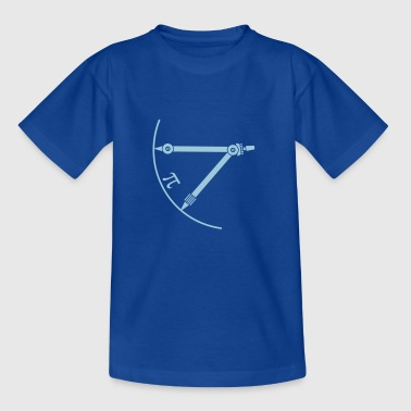 Zirkel / circumference (1c) - Teenage T-shirt