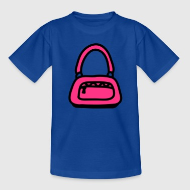 Handtasche - Teenager T-Shirt