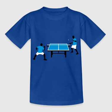 table_tennis_052012_d_3c - Teenager T-Shirt