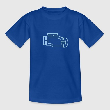 Motor - Teenager T-Shirt