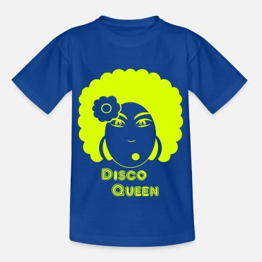 Disco Queen disco queen - Teenage T-Shirt