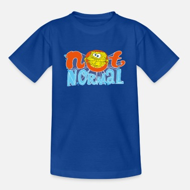 Spongebob Mens' Shirt SpongeBob 'Not Normal' - Teenage T-Shirt