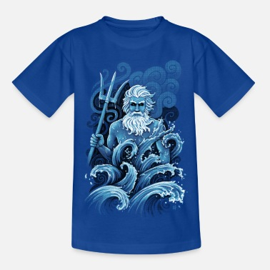 Mythical Collection V2 Poseidon - Teenage T-Shirt