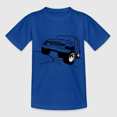 Jeep - Teenager-T-shirt