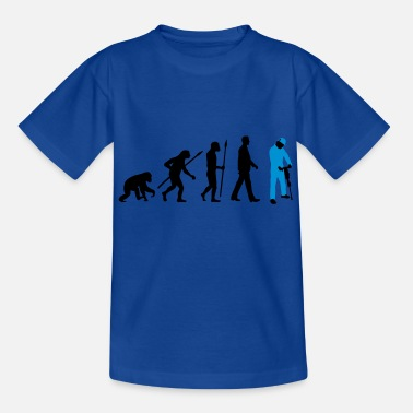 Abrissunternehmen evolution_jackhammer_042012_d_2c - Teenager T-Shirt