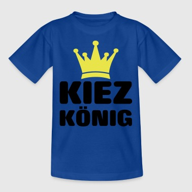 kiez koenig - Teenager T-Shirt