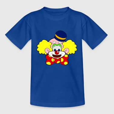 Circus Clown - Teenage T-Shirt