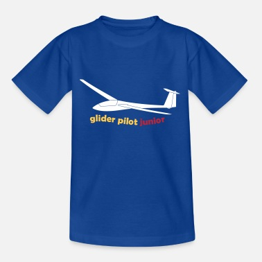 glider pilot junior - T-shirt Ado