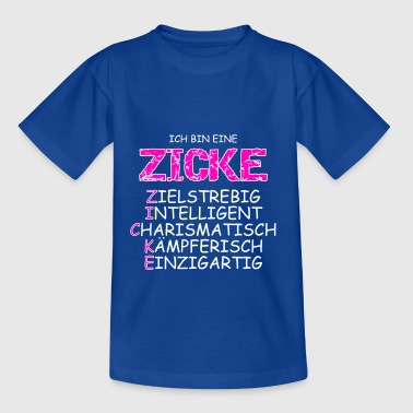 Zicke - Teenager T-Shirt