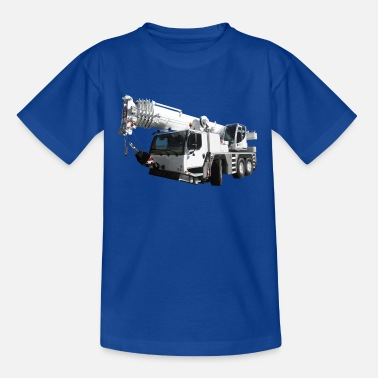 Liebherr Autokran - Teenager T-Shirt