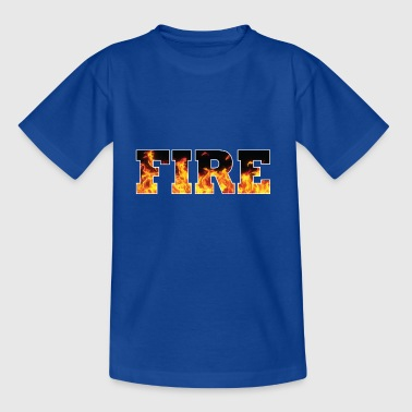 FEUER - Teenager T-Shirt