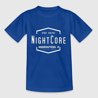 NightCore ║ Red Dead Redemption 2 - Teenager T-Shirt