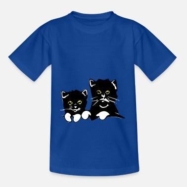 Pussy Pussies - Teenage T-Shirt