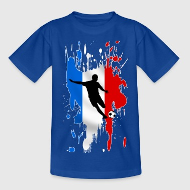 football france 16 - T-shirt Ado