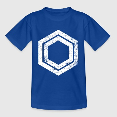 Hexagon HEXAGON #10W - Teenager T-Shirt