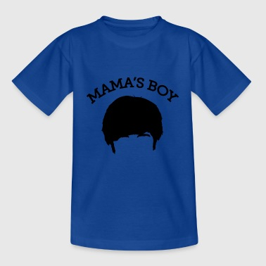 The Big Bang Theory Mama`s Boy T-shirt tonåring - T-shirt tonåring