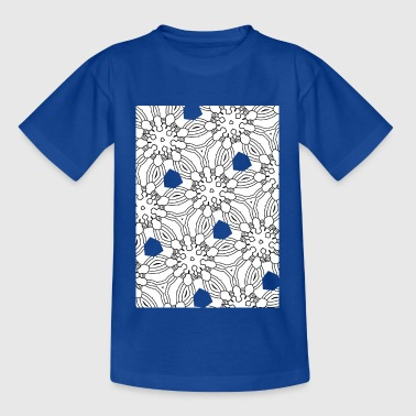Mandala - Teenager T-Shirt